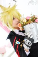 COSPLAY KHR -Giotto-2 by basilicum84