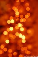 Christmas Bokeh by ayeeel