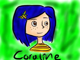 Coraline by kosmo1995