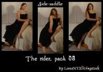 The rider, pack 08 by StarStocks