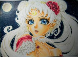 Princess Serenity by ArtTreasure