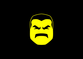 UMvC3 Icons - Haggar by mrbrownie