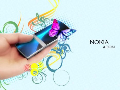 nokia aeon by dieary