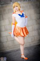 Sailor Venus Cosplay 2 by pink-hika