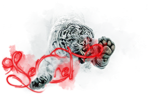 White Tiger by H3llish