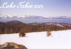 Lake Tahoe 2005 by Araishin