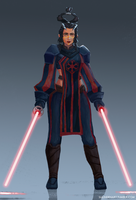 Lady SIth by sulliart