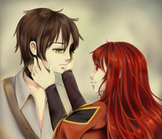 Maoyuu: I'll be yours and you'll be mine by nuxi-chan