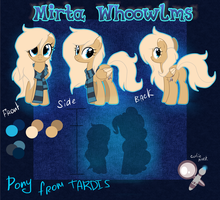 Reference sheet/Mirta Whoowlms by Mirta-Riga