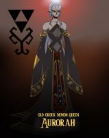 Dark Goddess(Ghirahim's Mother) by NathanAdonis