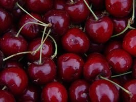 Cherries by carriephlyons