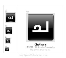 Chathans for Linux Icon by PraX-08