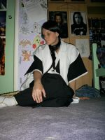 Me as Captain Unohana 5 by dragonloveruk