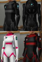sPACEsUITS by Frigidchick
