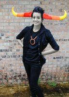 Tavros Cosplay by blairxblitz