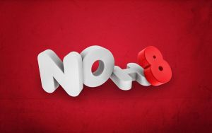 NOH8 by 123zion456
