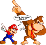 Mario and Donkey Kong Says ... by JamesmanTheRegenold