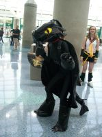 Toothless by deviantheartless