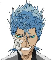 Grimmjow Jeagerjaques by Insane-Rob