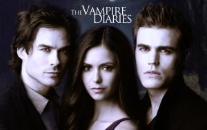 The Vampire Diaries by lisong24kobe