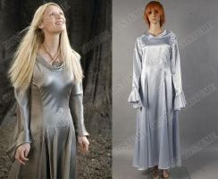 Yvaine's Silver Dress costume by moviescostume