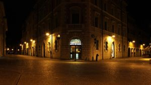 Grosseto at night 1 by Andrei-Azanfirei