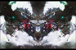 Mirrored Immagery by RanWal