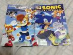 Sonic The Hedgehog Issue #257 by tanlisette