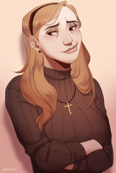 mary christiansen by geniest