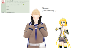 Ask-MMD-Netherlands: Question 118 by Ask-MMD-Netherlands