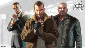 Heroes of GTA IV by Fukira