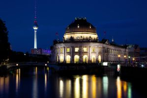 Bode-Museum by cytrinox
