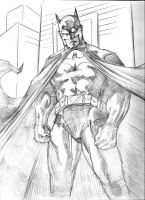 Batman Pencil 1 by Zarnoth