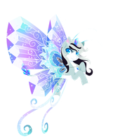 Commission - Icy Wings [Video Link!] by FuyusFox