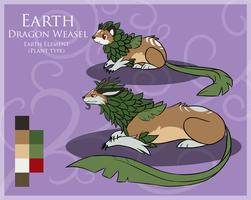 [Earth Dragon Weasel] Adoptable Auction! by ThatWildMary