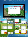 Windows 8 RP Themes Win10 Final by sagorpirbd