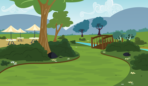 Course Background by BonesWolbach