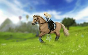 [Star Stable Online] Edit for Valentina Shortfoot by RubySilverland