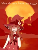 Red Wadanohara by Chrolololy