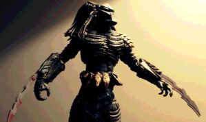 The break of dawn -1:18 scale predator figure by June-Lee-CF