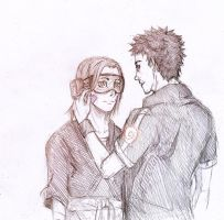 i see you by Sanzo-Sinclaire