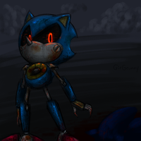 The Real Sonic by GirGrunny