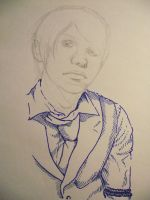 Ryan Ross in Blue WIP by Armadeo