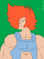 Lion-O Looks Away by haydenyale