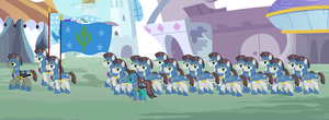 Blues and Royals Regiment by Vector-Brony