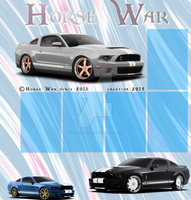 My new layout *NOT FREE* by HowrseGraphic