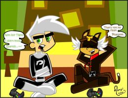 Not Fair... by Leneeh