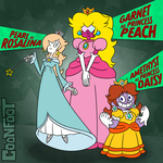 Halloween Jam: '15: Crystal Gems by Coonfoot