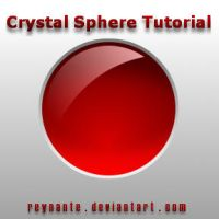 Crystal Sphere Tutorial by reynante