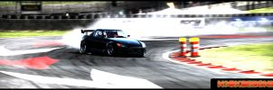 Honda S2000 Front Drift- SHIFT by DjN3oX